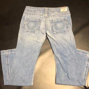 True Religion Sammy Big T jeans size 32